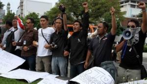 Kontras Usut Kekerasan Jurnalis Malang Post