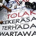 AJI Malang Tuntut Kapolres Pasuruan Kota Menindak Anggota Perampas Alat Kerja Wartawan