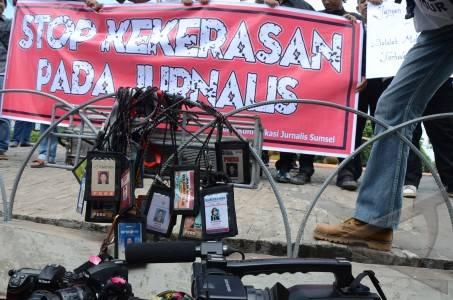 Melacak Akar Kekerasan Terhadap Jurnalis